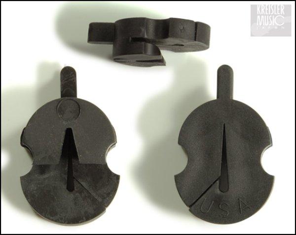 画像1: バイオリン・ビオラ用 弱音器◆バイオリン型ミュート◆演奏用 (1)
