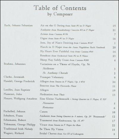 画像1: 結婚式&クラシック曲集◆二重奏 バイオリン2台用◆有名曲満載♪
