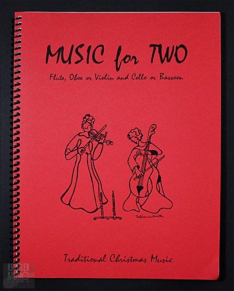 画像1: クリスマス曲集◆二重奏 バイオリン&チェロ◆おなじみのX'mas定番揃い♪ (1)