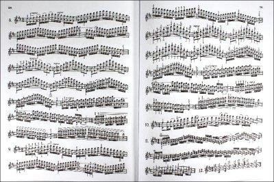 画像3: バイオリン音階教本◆カール フレッシュ◆音高・音大生・プロご用達♪