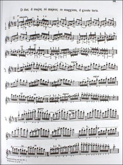 画像1: バイオリン音階教本◆カール フレッシュ◆音高・音大生・プロご用達♪