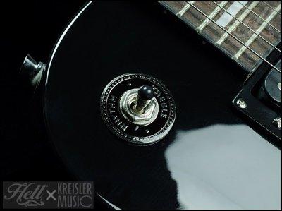 画像2: トグルスイッチプレート Gibson(ギブソン)/Epiphone(エピフォン)など対応◆CHEQUER