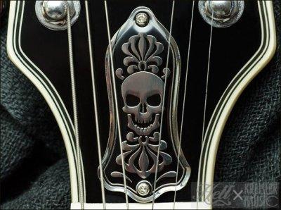 画像1: ロッドカバー Gibson(ギブソン)/レスポール/SG/ES-335など対応◆Bone Head