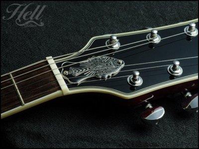 画像2: ロッドカバー Gibson(ギブソン)/レスポール/SG/ES-335など対応◆CROSS