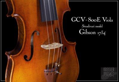 画像3: GCV-800E ビオラ ◆1734 Gibson ストラディバリ 16インチ V