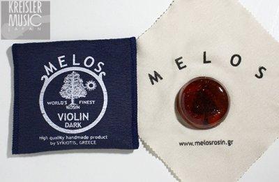 画像1: 松脂◆MELOS Mini メロス ミニ◆バイオリン用 ダーク