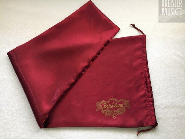 画像1: バイオリン保護袋◆BellaLuna インナーバッグ◆シルクサテン (1)