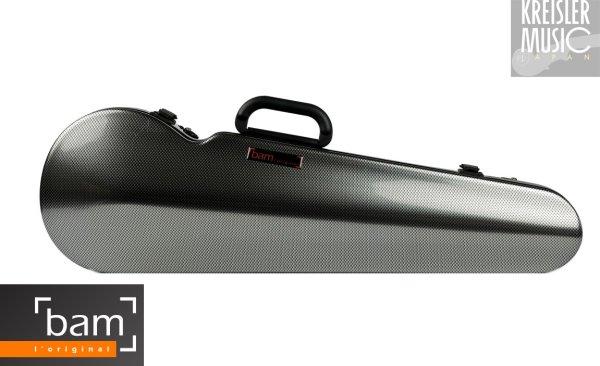 画像1: BAM ビオラケース◆ハイテック Hightech Contoured 2200XL シルバーカーボン (1)