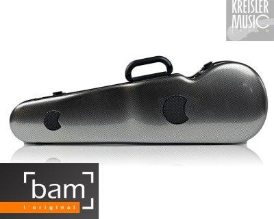 画像1: BAM ビオラケース◆ハイテック Hightech Contoured 2200XL シルバーカーボン