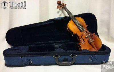 画像2: Tosti◆SNT-101 バイオリンセット Serenata◆1/10〜4/4サイズ