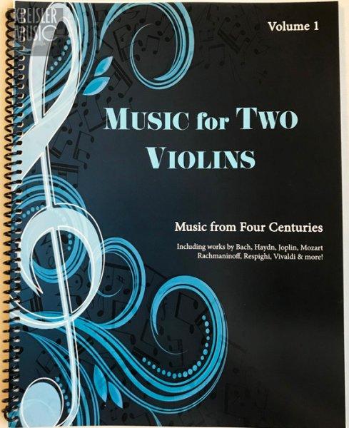 画像1: クラシック曲集◆二重奏 バイオリン2台用◆バロック〜ロマン派まで有名曲満載♪ (1)