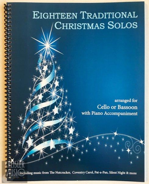 画像1: クリスマス曲集◆チェロ & ピアノ伴奏◆おなじみのX'mas定番揃い♪ (1)