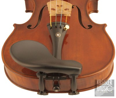 画像2: バイオリン用 あご当て◆抗アレルギー ウイットナー社製◆チューリッヒモデル 高さ調節自在! 2サイズあり