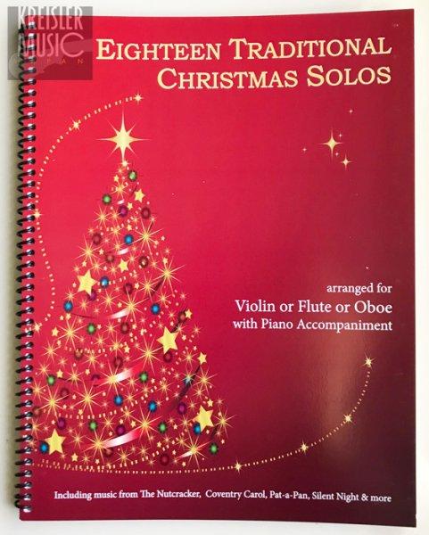画像1: クリスマス曲集◆バイオリン & ピアノ伴奏◆おなじみのX'mas定番揃い♪ (1)