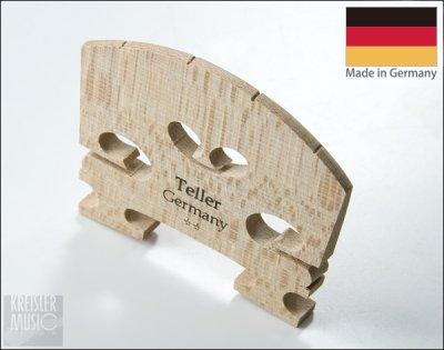 画像1: 標準 バイオリン用 駒 ◆Teller 独製 ◆ 特別加工済み Cut & Fit