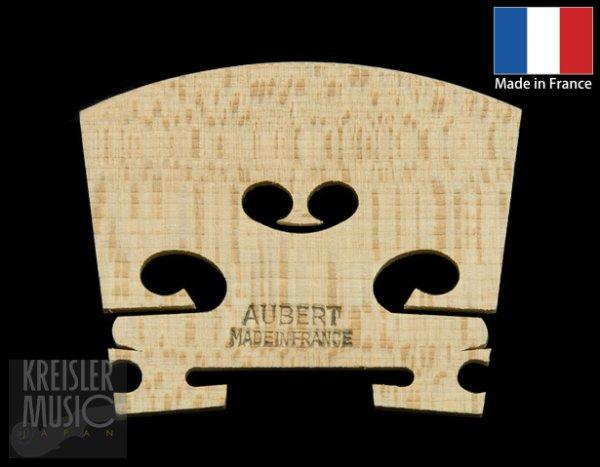 画像1: 標準 バイオリン用 駒 ◆ Aubert ◆ オーベルト 仏製 未成型 (1)