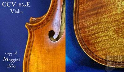 画像3: GCV-850E バイオリン◆1630 G.Maggini  マッジーニ I