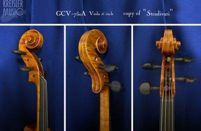 画像2: 優秀個体! GCV-750A ビオラ◆ストラディバリモデル 16インチ