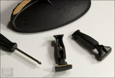 画像3: バイオリン用 あご当て◆抗アレルギー◆ウイットナー社製 サイドマウント