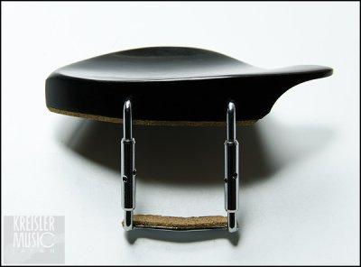 画像1: バイオリン用 あご当て◆Dresden(ドレスデン)型◆黒檀 3/4 - 4/4サイズ用