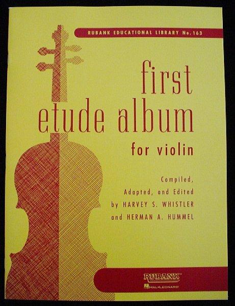 画像1: バイオリン教本 初級エチュード◆My First Etude◆初級用 (1)