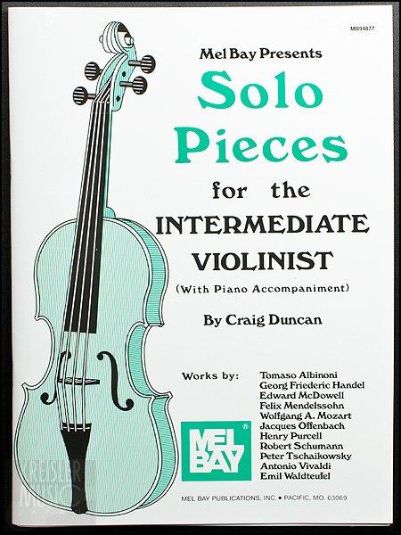 画像1: バイオリン曲集◆初〜中級レベル♪ ピアノ伴奏譜付き C.Duncan編纂 (1)