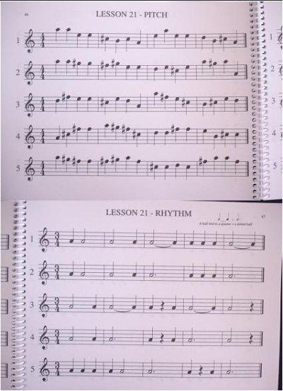 画像2: バイオリン教本◆I can read music◆最初級用