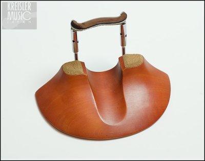 画像1: バイオリン用 あご当て◆Flesch(フレッシュ)型◆本柘(ツゲ)